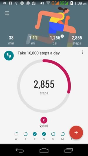 screenshowing google fit1 sml