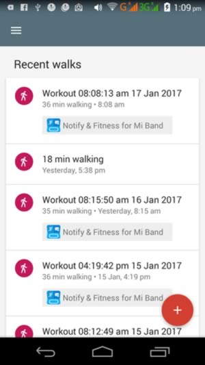 screenshowing google fit2 sml